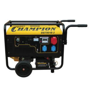 Генератор CHAMPION GG7501E-3
