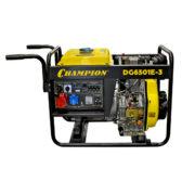 Генератор CHAMPION DG6501E-3