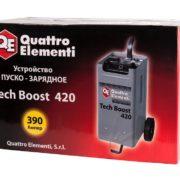 Пуско-зарядное устройство Quattro Elementi Tech Boost 420 1