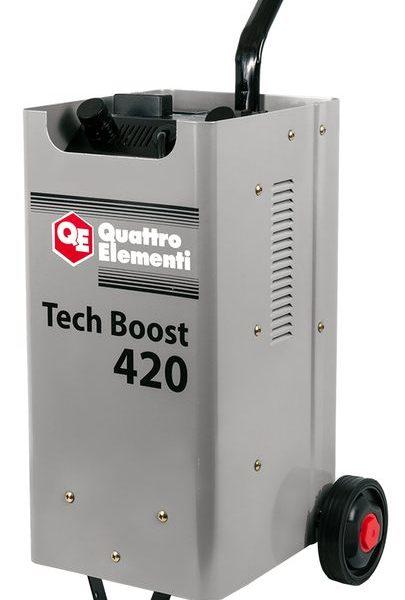 Пуско-зарядное устройство Quattro Elementi Tech Boost 420 3