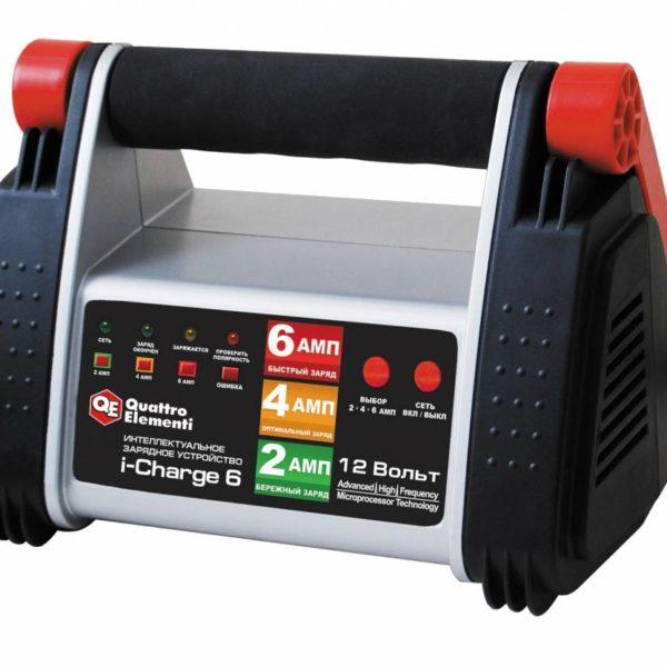Зарядное устройство Quattro Elementi i-Charge 6
