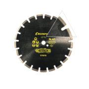 Диск алмазный CHAMPION асфальт PRO Asphafight, С1610