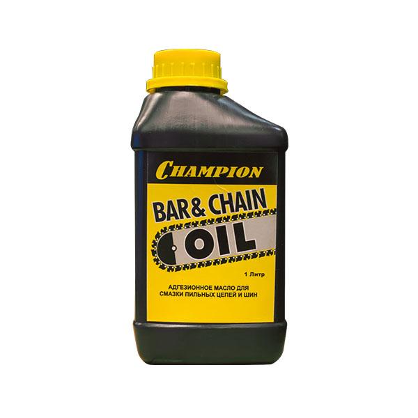 Масло для смазки пильных цепей и шин Champion, 1 л