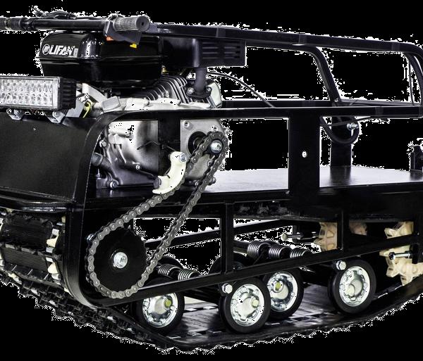 Одно-гусеничный «Мужик» М380
