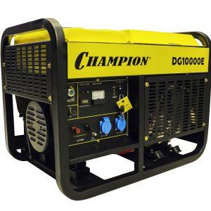 Генератор CHAMPION DG10000E
