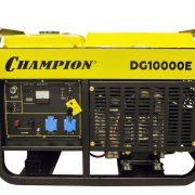 Генератор CHAMPION DG10000E 4