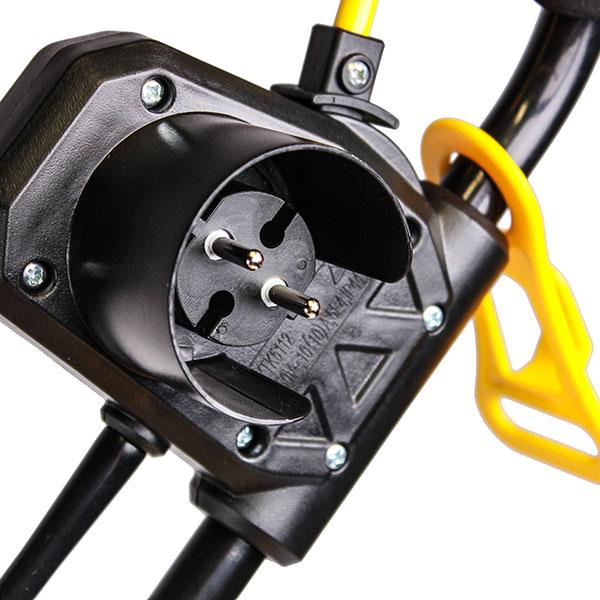 Газонокосилка электрическая CHAMPION EM3815 4